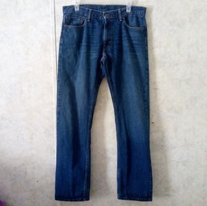 Levi's 514 men's size 34 straight